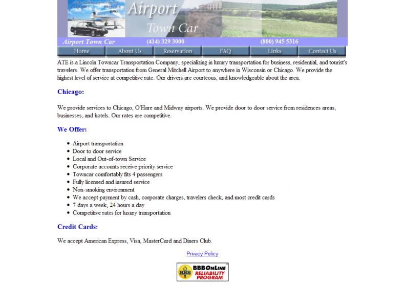 Airportporttowncar.com