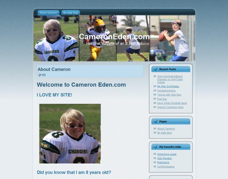 CameronEden.com