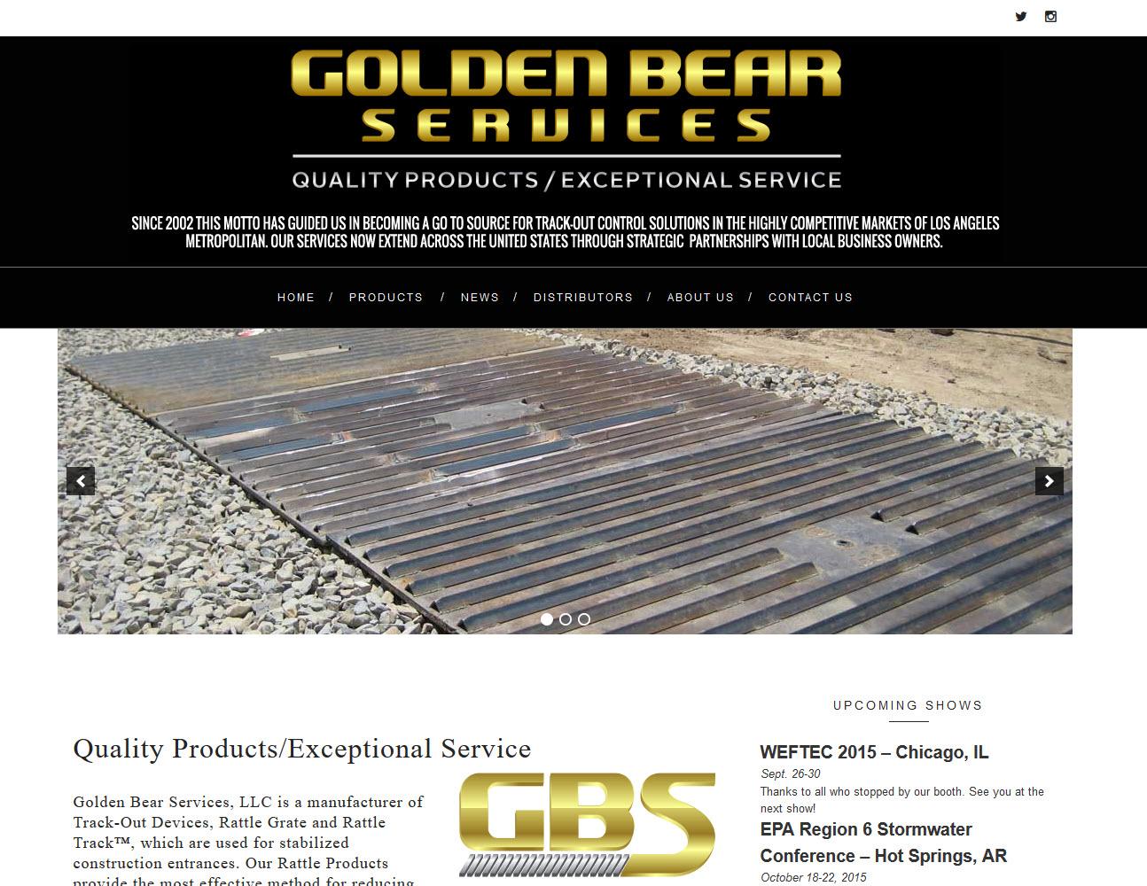 Golden Bear Services
