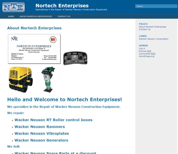 Nortech Enterprises, Inc