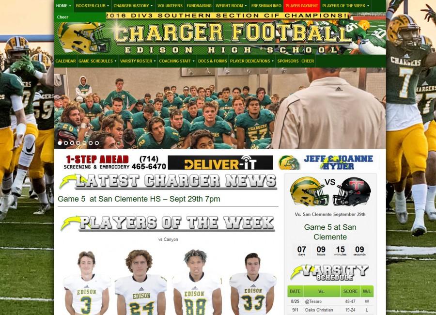 Official Edison High School Football