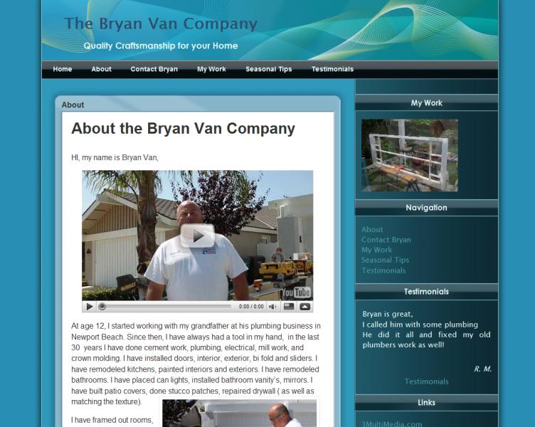 The Bryan Van Company