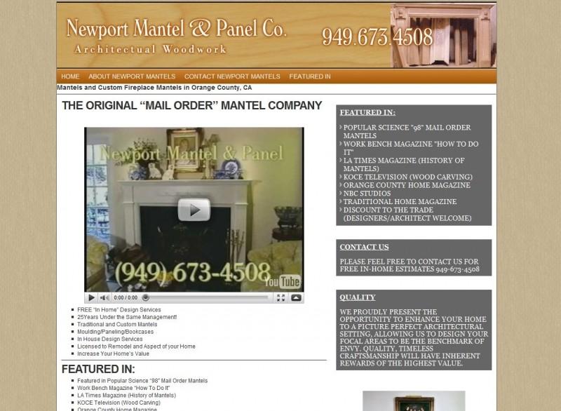NewportMantels.com