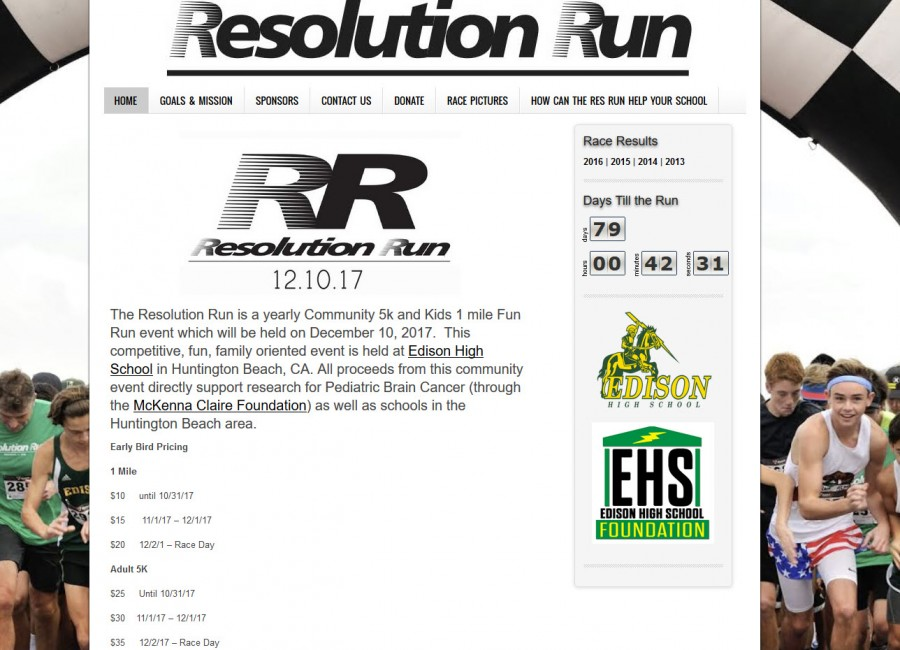 Rosolution Run