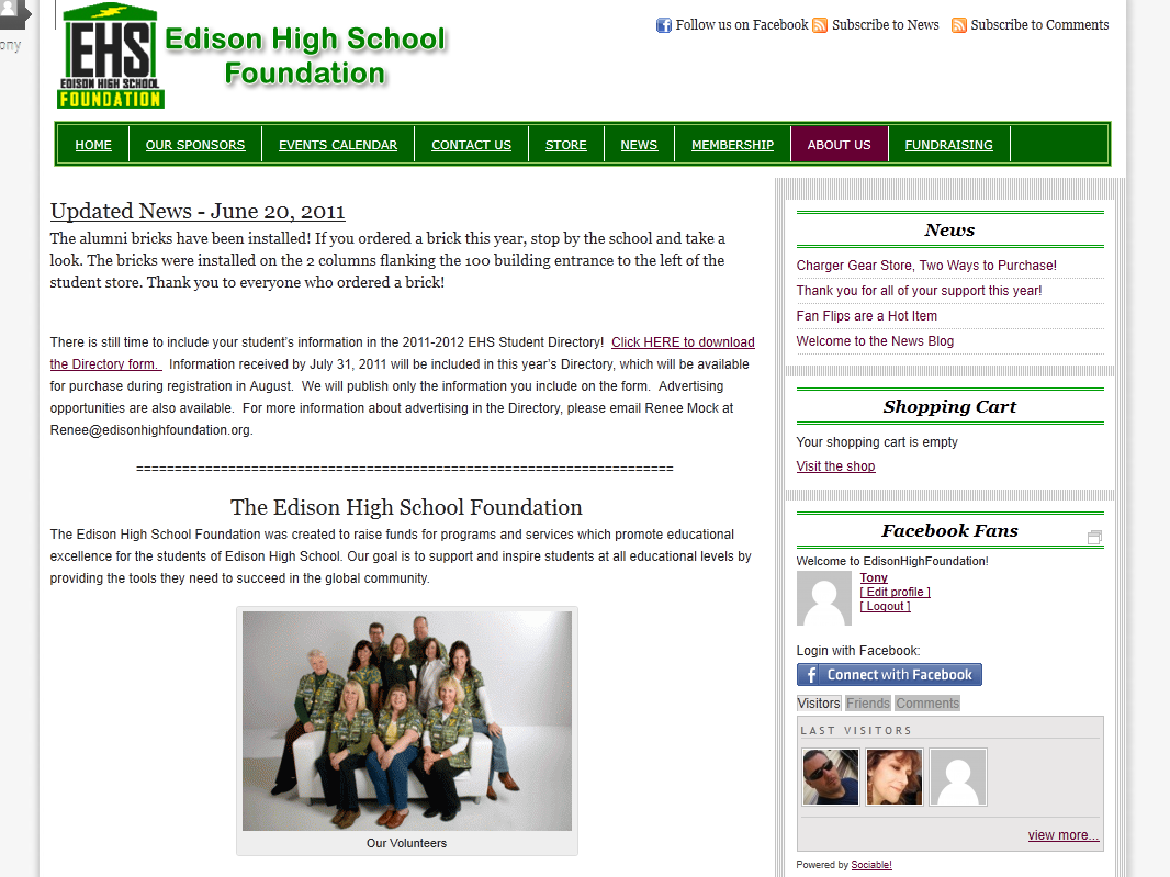 Edison HIgh School Foundation