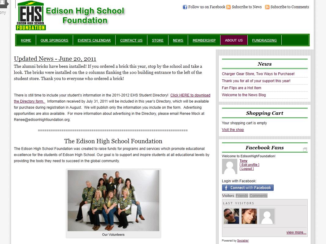 Edison HIgh School Foundation