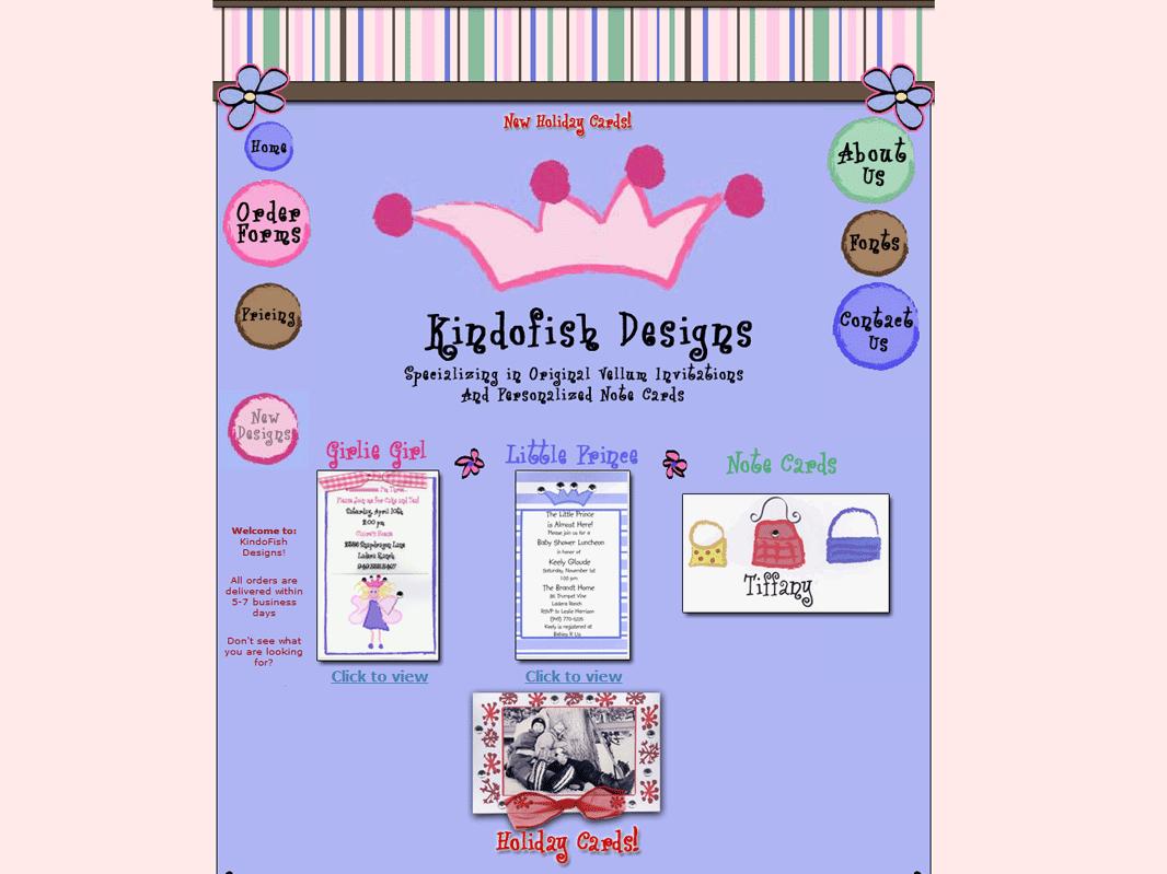 Kindofish Designs