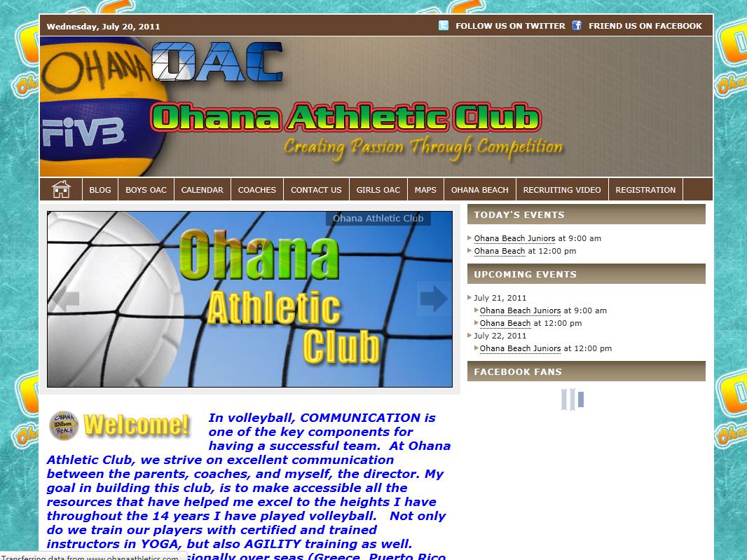Ohana Athletic Club