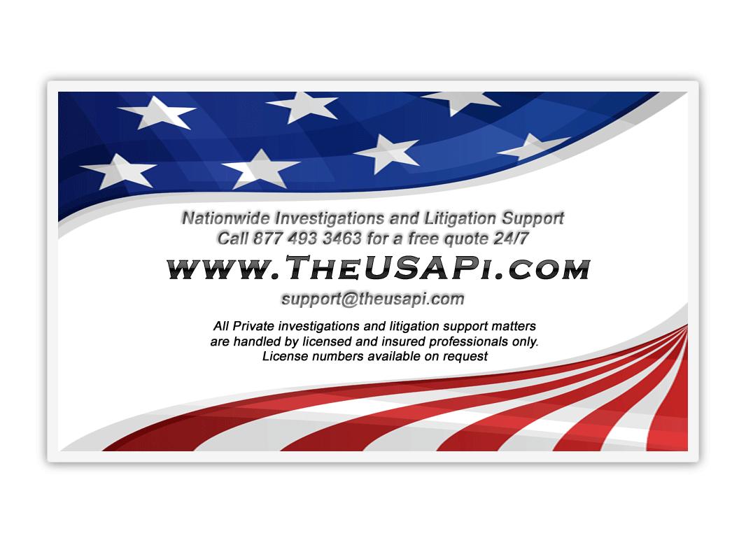 The USA PI