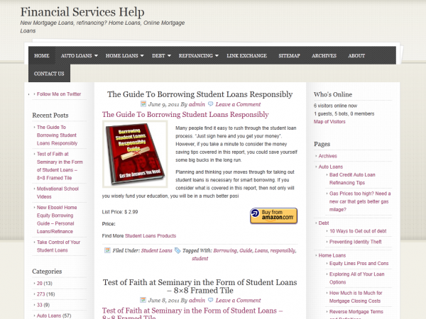financialservices