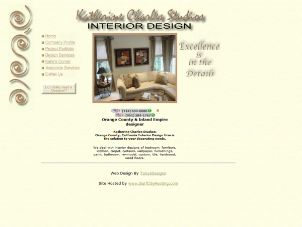 Katherine Charles Studios