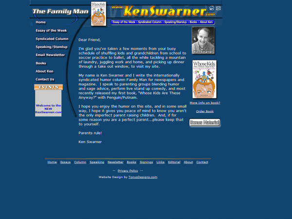 Ken Swarner