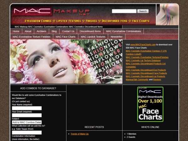 MacMakeup.net