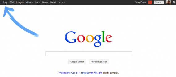 googleplus 570x251 Google+ has Officially Hit the Streets