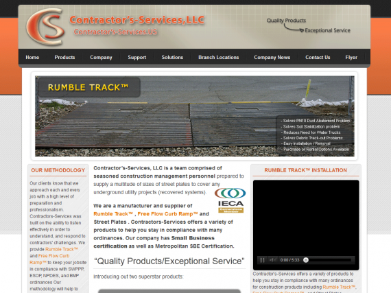 ContractorsServices2 570x427 Redesigned Website Complete!