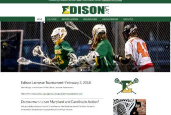 Site Design: Edison LaCrosse